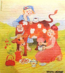 Disktrasa Kaffe Latte