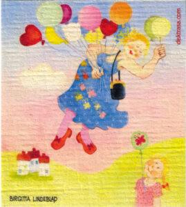 Disk Ballongtanten