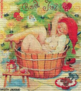 Disk Julbadet