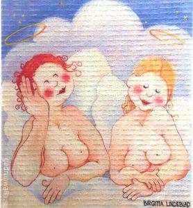 Disktrasa Änglar