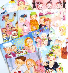 Nya småkort